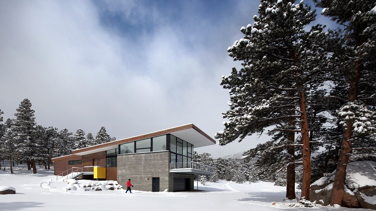 Arch11 - Modern Architect in Boulder and Denver | Lodgepole